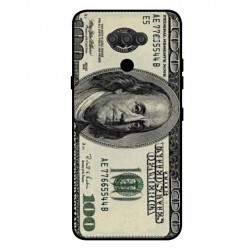 Durable 100 Dollar Note Cover For LG Q60