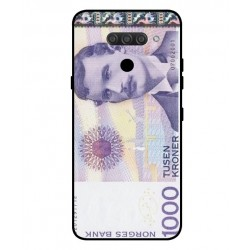 1000 Norwegian Kroner Note Cover For LG Q60