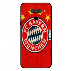 Durable Bayern De Munich Cover For LG Q60