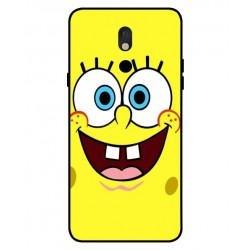 Durable SpongeBob Cover For LG Stylo 5