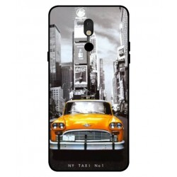 Durable New York Cover For LG Stylo 5