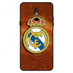 Durable Real Madrid Cover For LG Stylo 5