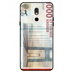 1000 Danish Kroner Note Cover For LG Stylo 5