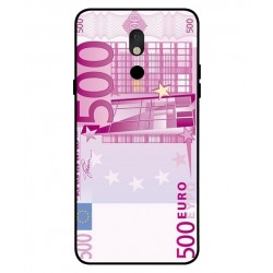 Durable 500 Euro Note Cover For LG Stylo 5