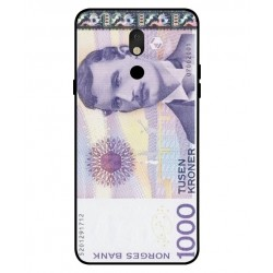 1000 Norwegian Kroner Note Cover For LG Stylo 5