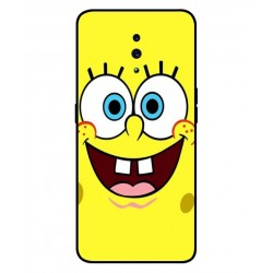 Durable SpongeBob Cover For Oppo Reno Z