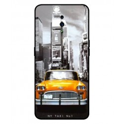 Durable New York Cover For Oppo Reno Z