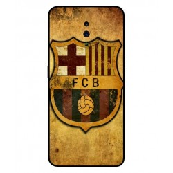 Durable FC Barcelona Cover For Oppo Reno Z