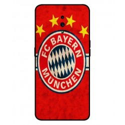 Durable Bayern De Munich Cover For Oppo Reno Z