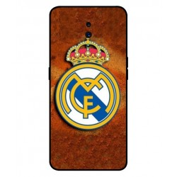 Durable Real Madrid Cover For Oppo Reno Z
