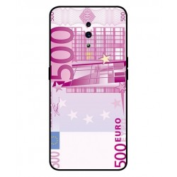 Durable 500 Euro Note Cover For Oppo Reno Z