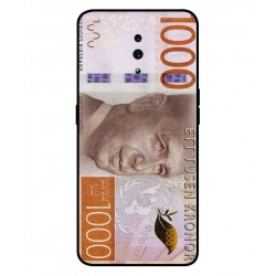 Durable 1000Kr Sweden Note Cover For Oppo Reno Z