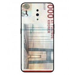 1000 Danish Kroner Note Cover For Oppo Reno Z