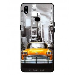 Durable New York Cover For Samsung Galaxy A10s