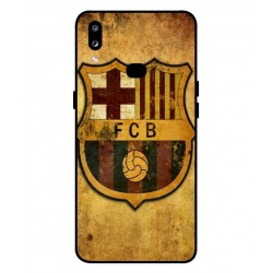Durable FC Barcelona Cover For Samsung Galaxy A10s