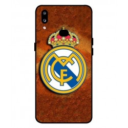 Durable Real Madrid Cover For Samsung Galaxy A10s