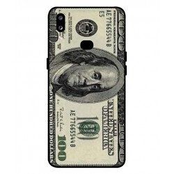Durable 100 Dollar Note Cover For Samsung Galaxy A10s
