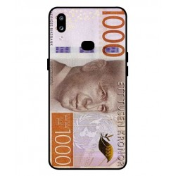 Durable 1000Kr Sweden Note Cover For Samsung Galaxy A10s