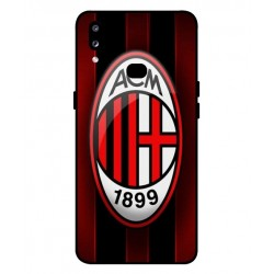 Durable AC Milan Cover For Samsung Galaxy A10s