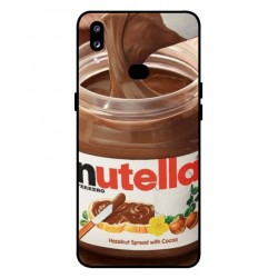Durable Nutella Cover For Samsung Galaxy A10s
