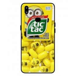 Durable TicTac Cover For Samsung Galaxy A10s