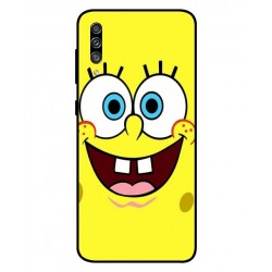 Durable SpongeBob Cover For Samsung Galaxy A30s