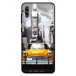 Durable New York Cover For Samsung Galaxy A30s