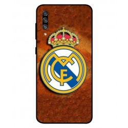 Durable Real Madrid Cover For Samsung Galaxy A30s