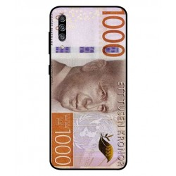 Durable 1000Kr Sweden Note Cover For Samsung Galaxy A30s