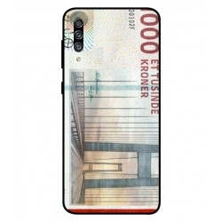 1000 Danish Kroner Note Cover For Samsung Galaxy A30s
