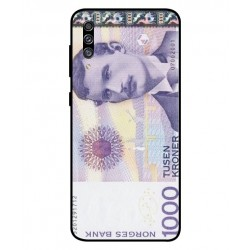 1000 Norwegian Kroner Note Cover For Samsung Galaxy A30s