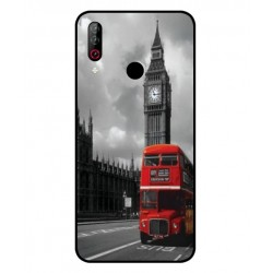 Durable London Cover For LG W30