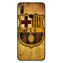 Durable FC Barcelona Cover For LG W30