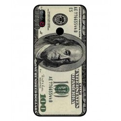 Durable 100 Dollar Note Cover For LG W30