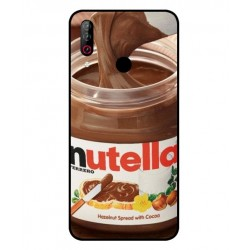 Durable Nutella Cover For LG W30