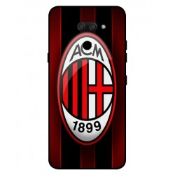 Durable AC Milan Cover For LG K50