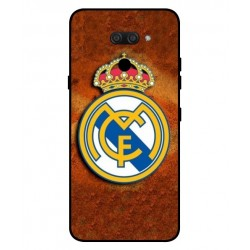 Durable Real Madrid Cover For LG K50