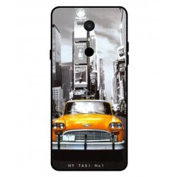 Durable New York Cover For LG Q9