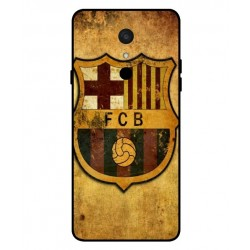 Durable FC Barcelona Cover For LG Q9