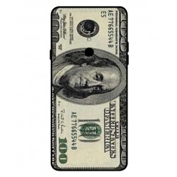 Durable 100 Dollar Note Cover For LG Q9
