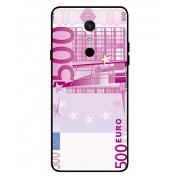 Durable 500 Euro Note Cover For LG Q9