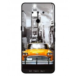 Durable New York Cover For LG V50 ThinQ 5G