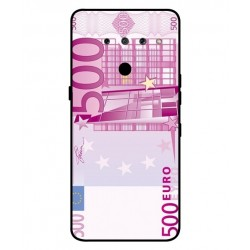 Durable 500 Euro Note Cover For LG V50 ThinQ 5G