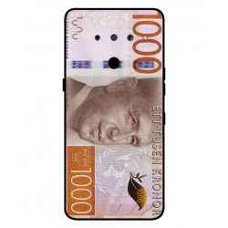 Durable 1000Kr Sweden Note Cover For LG V50 ThinQ 5G