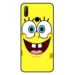 Durable SpongeBob Cover For LG W30 Pro