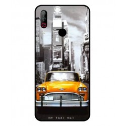 Durable New York Cover For LG W30 Pro