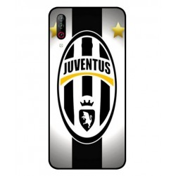 Durable Juventus Cover For LG W30 Pro