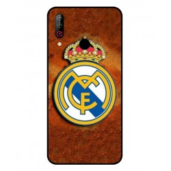 Durable Real Madrid Cover For LG W30 Pro