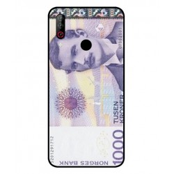 1000 Norwegian Kroner Note Cover For LG W30 Pro