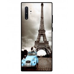 Durable Paris Eiffel Tower Cover For Samsung Galaxy Note 10